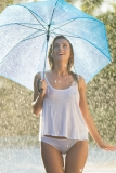 Cara Mell in Summer Rain889_full