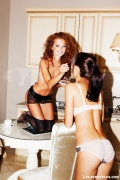 Valeria Lakhina & Iryna Bondarenko in Playboy Ukraine 134_full