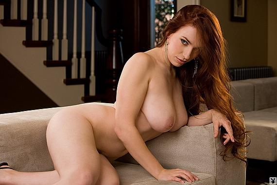 Playboy Busty Babes - Titania Lyn