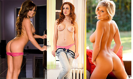 10 Hottest Playboy's Babes of the Month