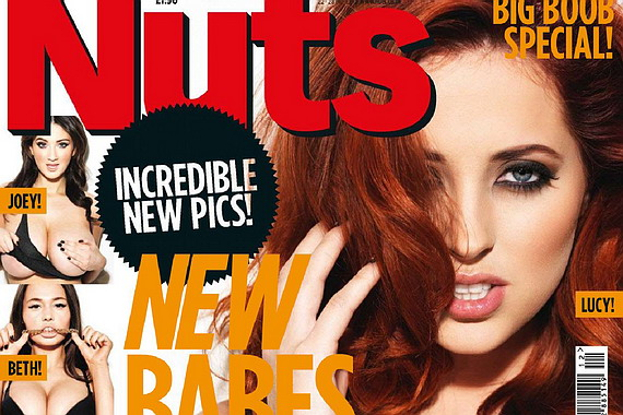 Lucy Collett presents New Babes With Big Boobs