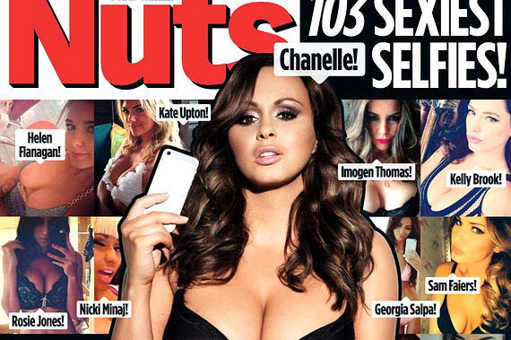 Chanelle Hayes presents 103 Sexiest Selfies