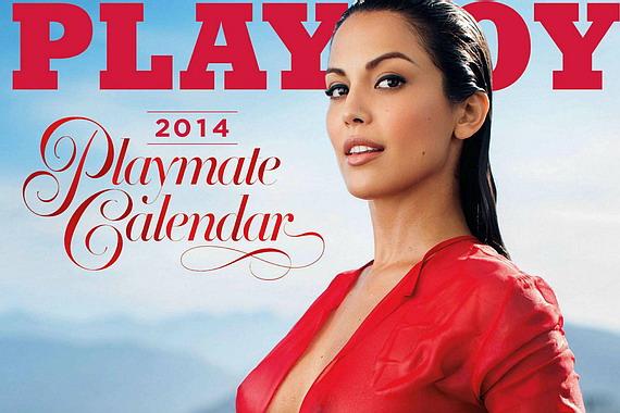 Playboy Playmate 2014 Calendar