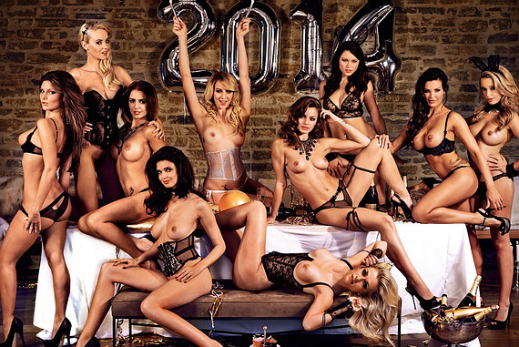 Playboy Playmate Calendar 2014 Germany