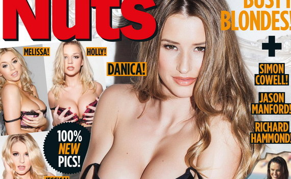 Danica Thrall presents Busty Blondes