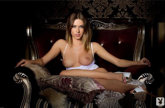 Olga Alberti - Playboy Russia