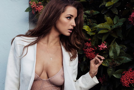 Alyssa Arce See Through for Yume Magazine and other Hot Links