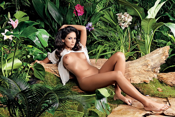 Georgia Karabinis - Playboy Photoshoot