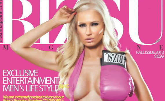 Ana Braga - Bizsu Magazine