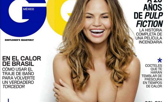 Chrissy Teigen - GQ Mexico