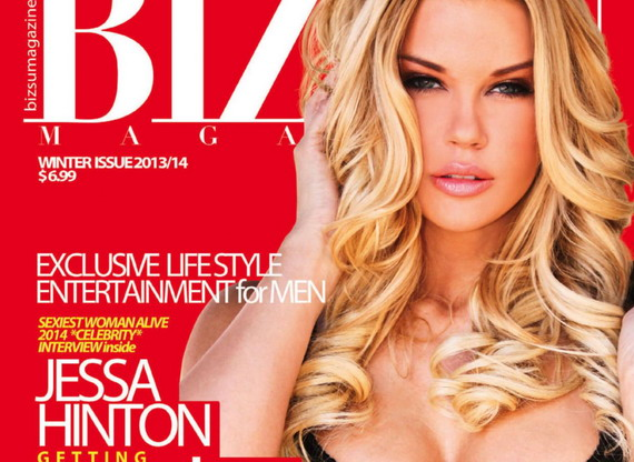 Jessa Hinton - Bizsu Magazine