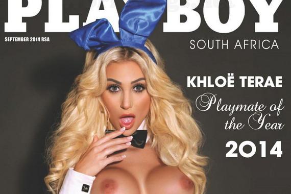 Kloe Terae - Playboy South Africa