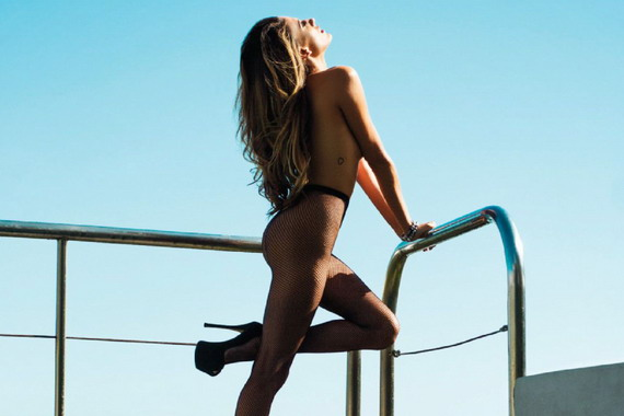Lee-Ann Roberts - Maxim Magazine