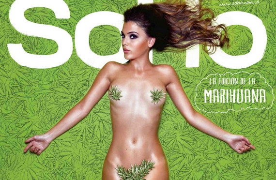Maria Villegas - SoHo Magazine