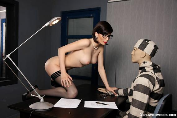 Oana Melinda Kutasi - Playboy Romania