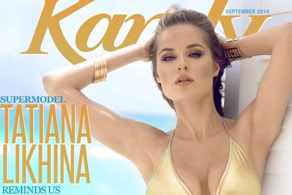 Tatiana Likhina - Kandy Magazine