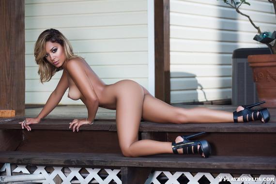 Alisette Rodriguez - Backyard Babe