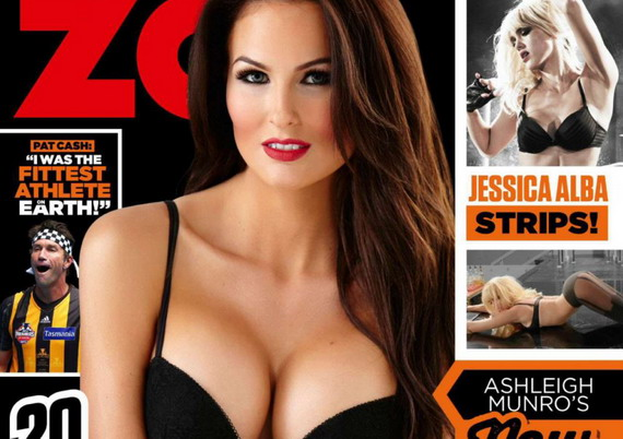 Ashleigh Munro-Smith - ZOO Magazine