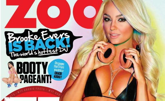 Brooke Evers - ZOO Magazine