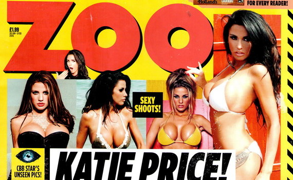 Katie Price Uncensored - ZOO Magazine