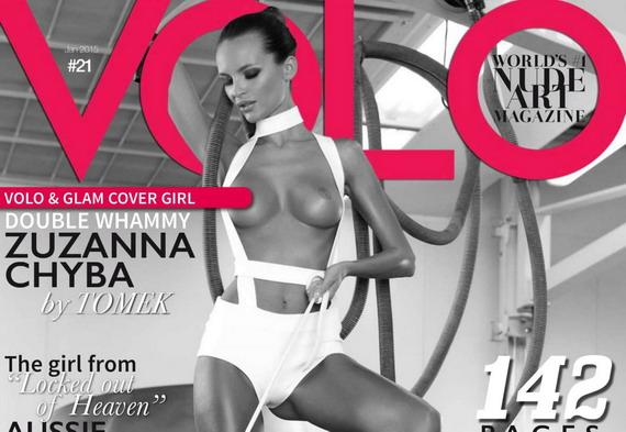Zuzanna Chyba & Friends - Volo Magazine