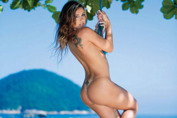 Marcella Matos - Playboy South Africa