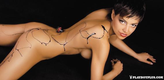 Petra Krbavcova - Playboy Slovakia