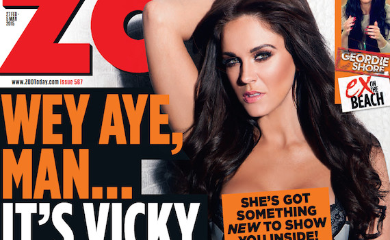 Vicky Pattison - ZOO Magazine