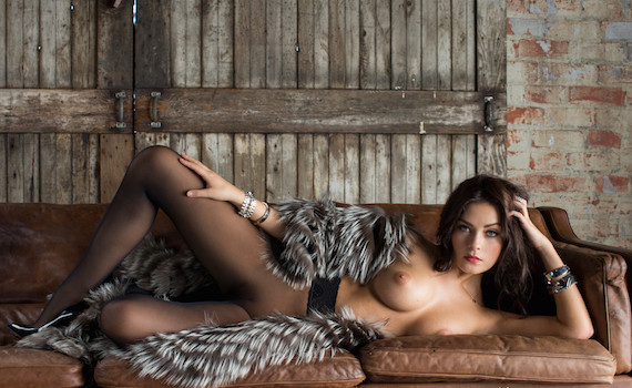 Alexandra Tyler - Lap of Luxury