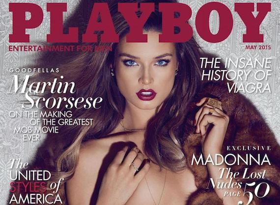 Brittany Brousseau - Playboy Magazine