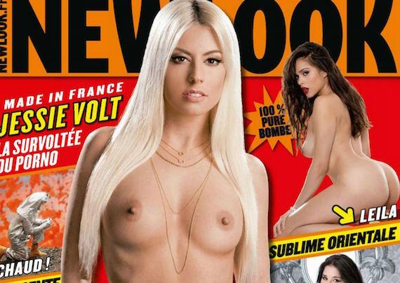 Jessie Volt - Newlook Magazine