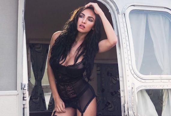 Iryna Ivanova - Vanquish Magazine