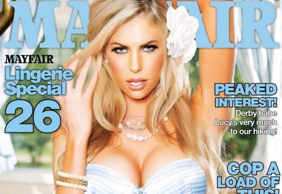 Jayden - Mayfair Magazine