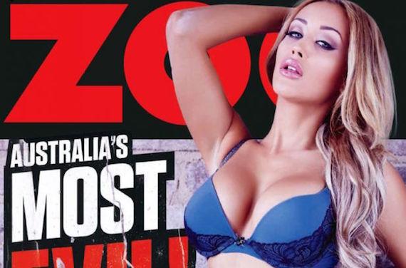 Rebecca Edwards - ZOO  Australia