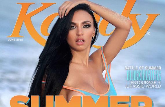 Iryna Ivanova - Kandy Magazine