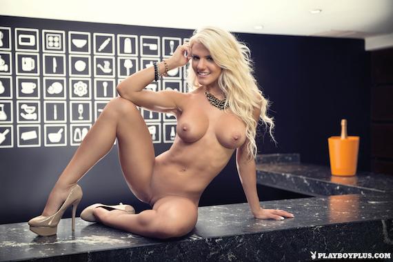 Marissa Everhart - Playboy Mexico