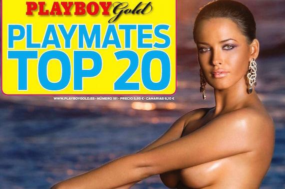 Playmates Top 20 - Playboy Gold