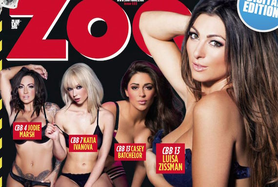 Celebrity Big Brother - ZOO Magazine