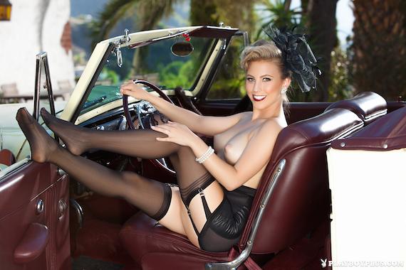 Chanel Elle - Retro Flirt