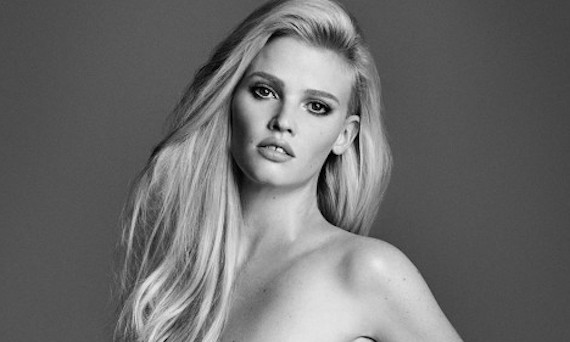 Lara Stone Is Your New Fav Model Because Ya Know, Topless and other Hot Links