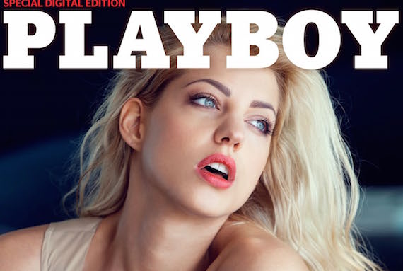 Best of Sarah Nowak - Playboy Special Edition