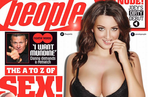 Joey Fisher - People Magazine