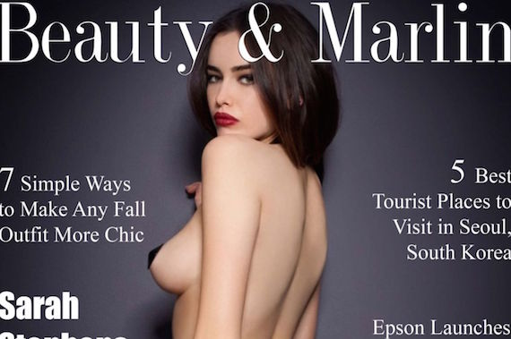 Sarah Stephens - Beauty & Marlin