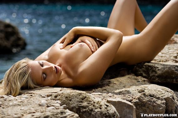 Iris Bakker - Playboy Netherlands