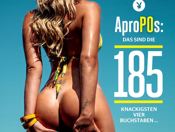 AproPos - Best Butts - Playboy Germany Special Edition
