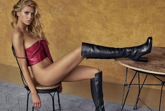 Charlotte McKinney gets Sexy for GQ Mexico and other Hot Links