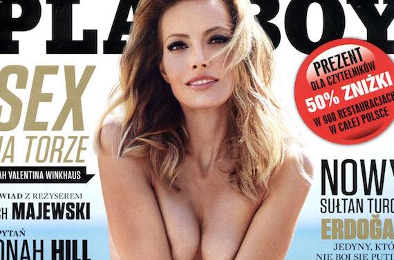 Sarah Winkhaus - Playboy  Poland