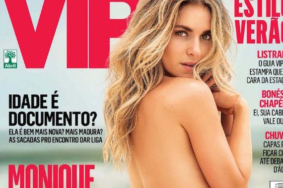 Monique Alfradique - VIP Magazine