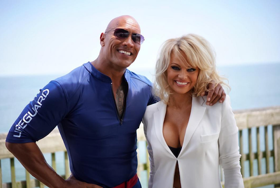 Pamela Anderson Officially Joins 'Baywatch' Movie Cast and other Hot Links
