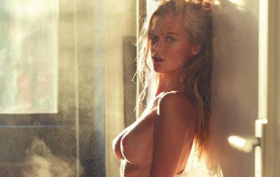 vita sidorkina topless david bellemerre photoshoot for lui 26